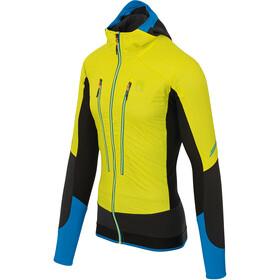 Karpos Alagna Plus Evo Jacket Men sulphur spring/indigo bunting
